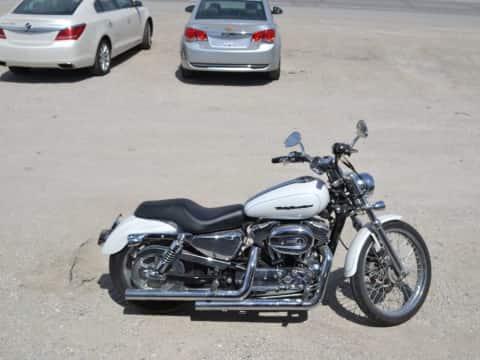 2004 Harley Davidson 1200 sportser motorcycle for sale Glidden, IA - stock number 3890