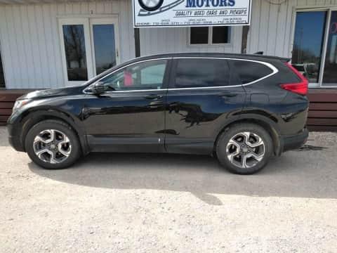 2017 Honda CRV  car for sale Glidden, IA - stock number 4043