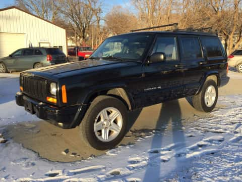 2001 Jeep Cherokee suv for sale Any Town, IA - stock number 3805