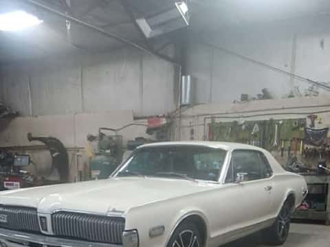 1967 Mercury cougar car for sale Exira, IA - stock number 3977