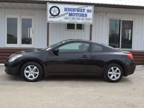 2009 Nissan Altima car for sale Glidden, IA - stock number 3889