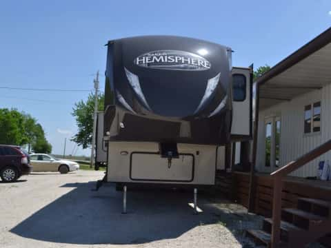 2015 Salem Hemisphere rv for sale Glidden, IA - stock number 3895