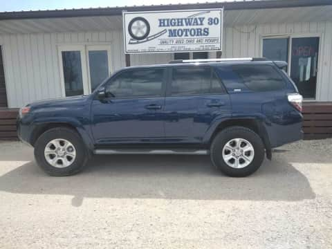 2019 Toyota 4Runner  suv for sale Glidden, IA - stock number 4041
