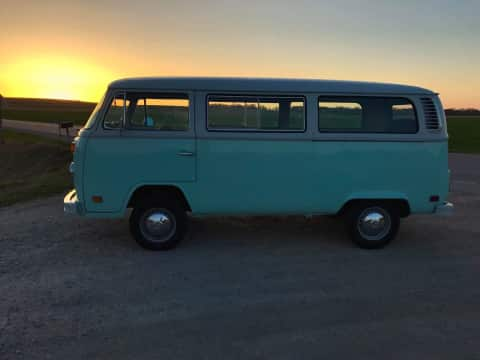 1979 Volkswagen Type II Bus van for sale Exira, IA - stock number 3918