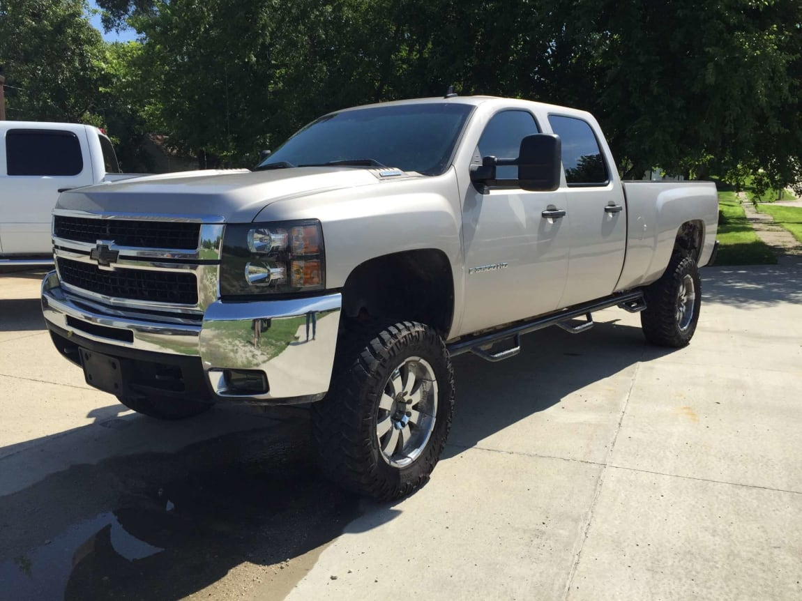 2008 chevrolet silverado 3500hd truck for sale any town ia stock number 3788