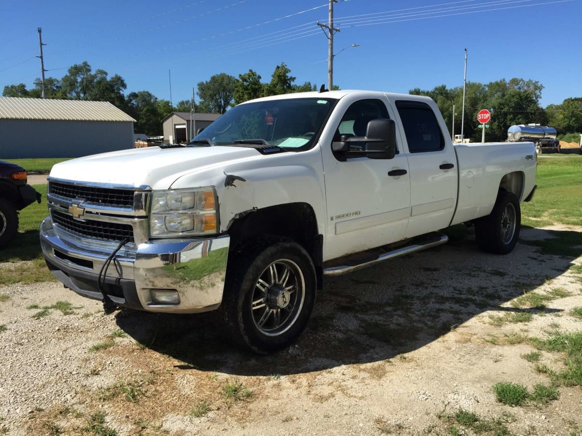 2008 chevrolet silverado 3500hd truck for sale any town ia stock number 3792