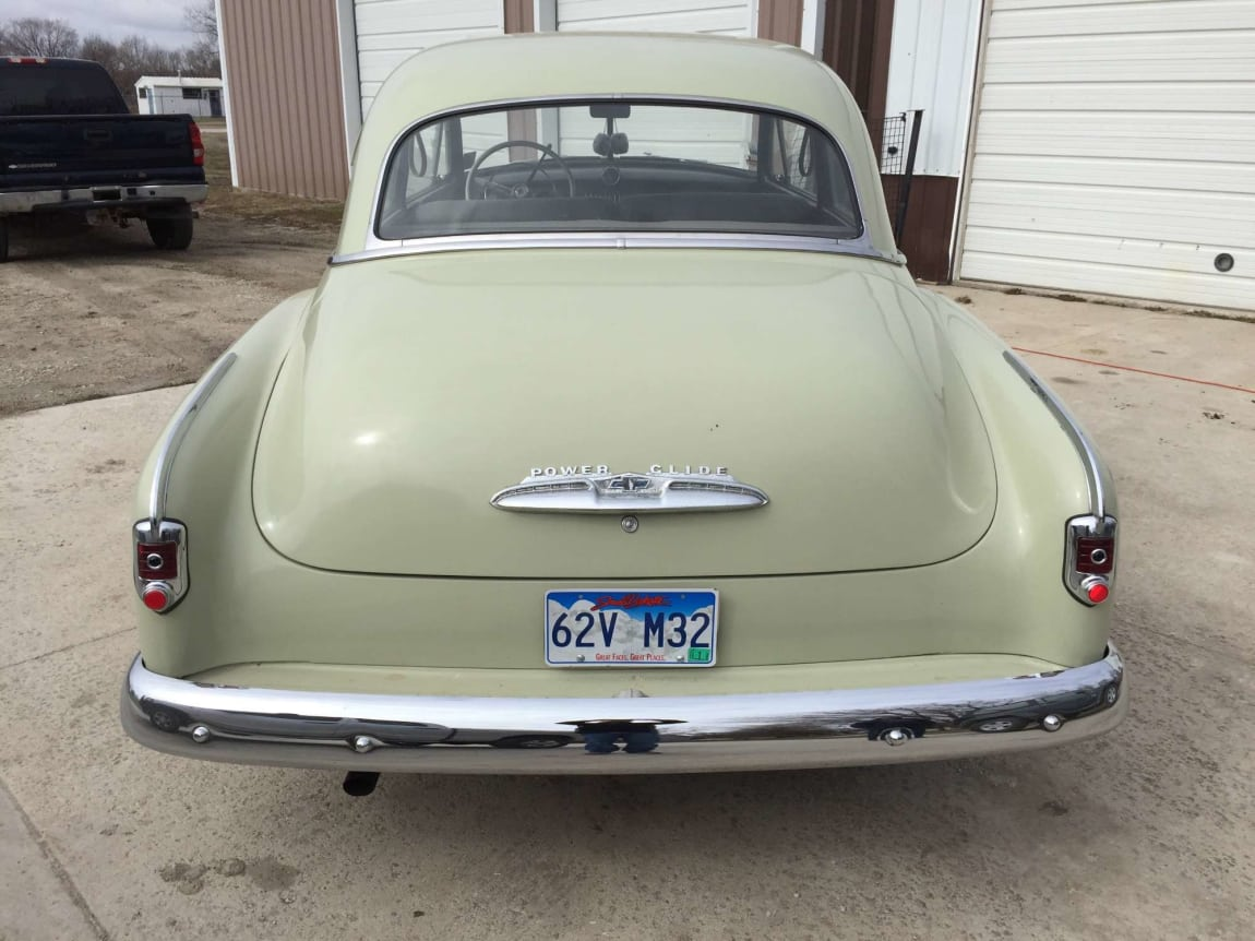 1951 Chevy 2 Door Sedan For Sale Deluxe 9900 Sample Dealer Any Town Iowa Powerglide