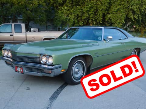 1972 Buick LeSabre Custom classic for sale Guthrie Center, IA - stock number 3846