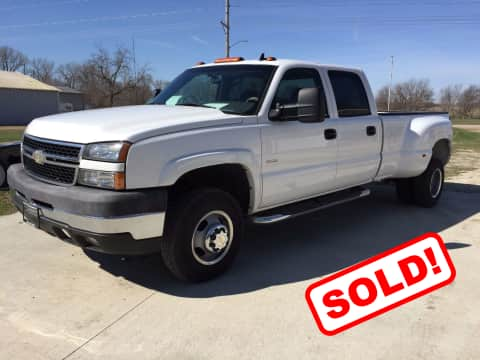 2007 Chevrolet Silverado 3500 Classic truck for sale Any Town, IA - stock number 3769