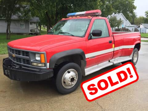 1994 Chevy 3500 1Ton Dually - 3911