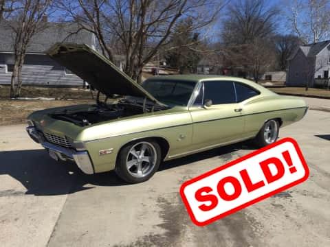 1968 Chevy Impala - 3994