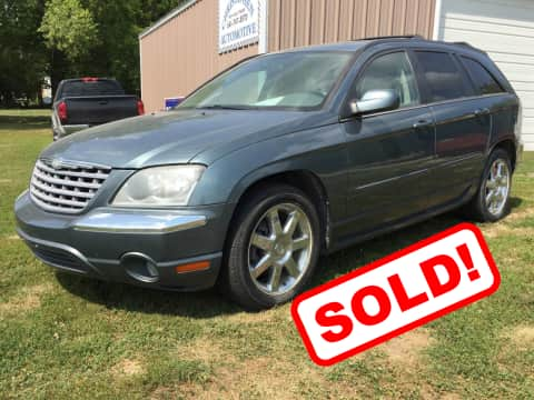 2005 Chrysler Pacifica suv for sale Guthrie Center, IA - stock number 3847