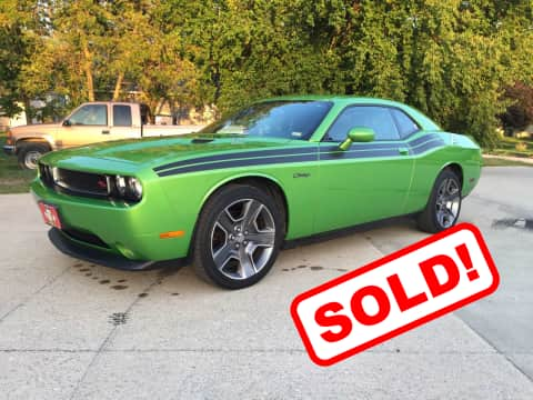 2011 Dodge Challenger car for sale Guthrie Center, IA - stock number 3865