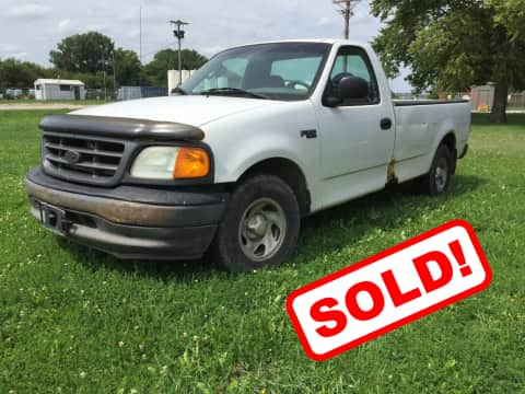 2004 Ford F150 Heritage truck for sale Guthrie Center, IA - stock number 3854