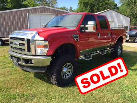 2008 Ford F250 truck for sale Guthrie Center, IA - stock number 3893