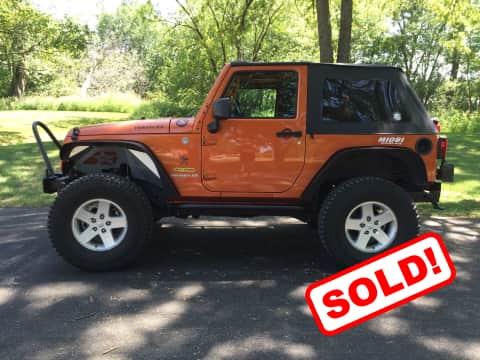 2010 Jeep Wrangler - 3782