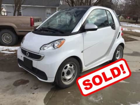2015 Smart fortwo car for sale Guthrie Center, IA - stock number 3849