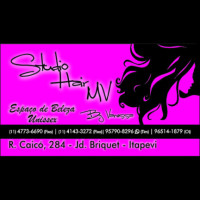 Studio Hair MV SALÃO DE BELEZA