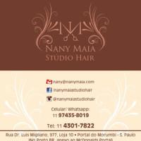Nany Maia Studio Hair SALÃO DE BELEZA
