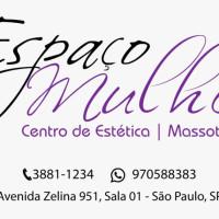 Espaço Mulher - Estetica/ Massoterapia  CLÍNICA DE ESTÉTICA / SPA