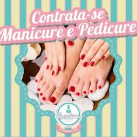 Vaga Emprego Manicure e pedicure Menino Deus PORTO ALEGRE Rio Grande do Sul SALÃO DE BELEZA Esmalteria nacional