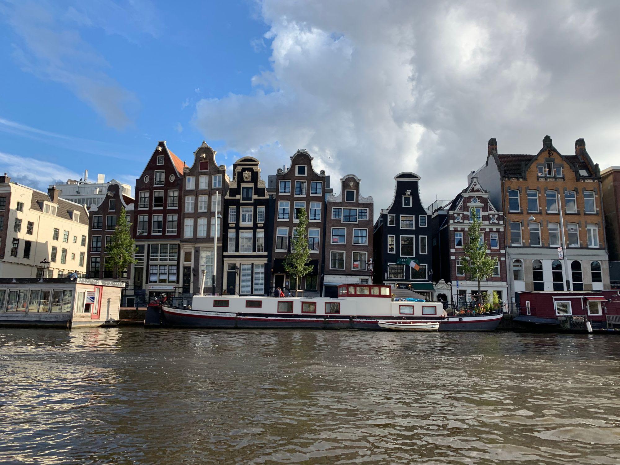 Week 8: The Netherlands, Belgium