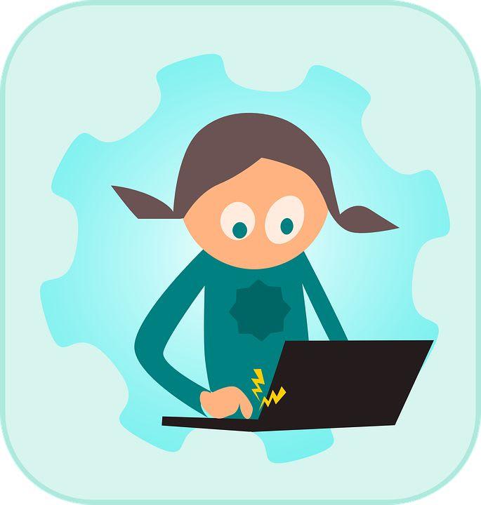 Fiche pédagogique (II) : cours d'informatique pour un enfant en CM2 (10 ans).