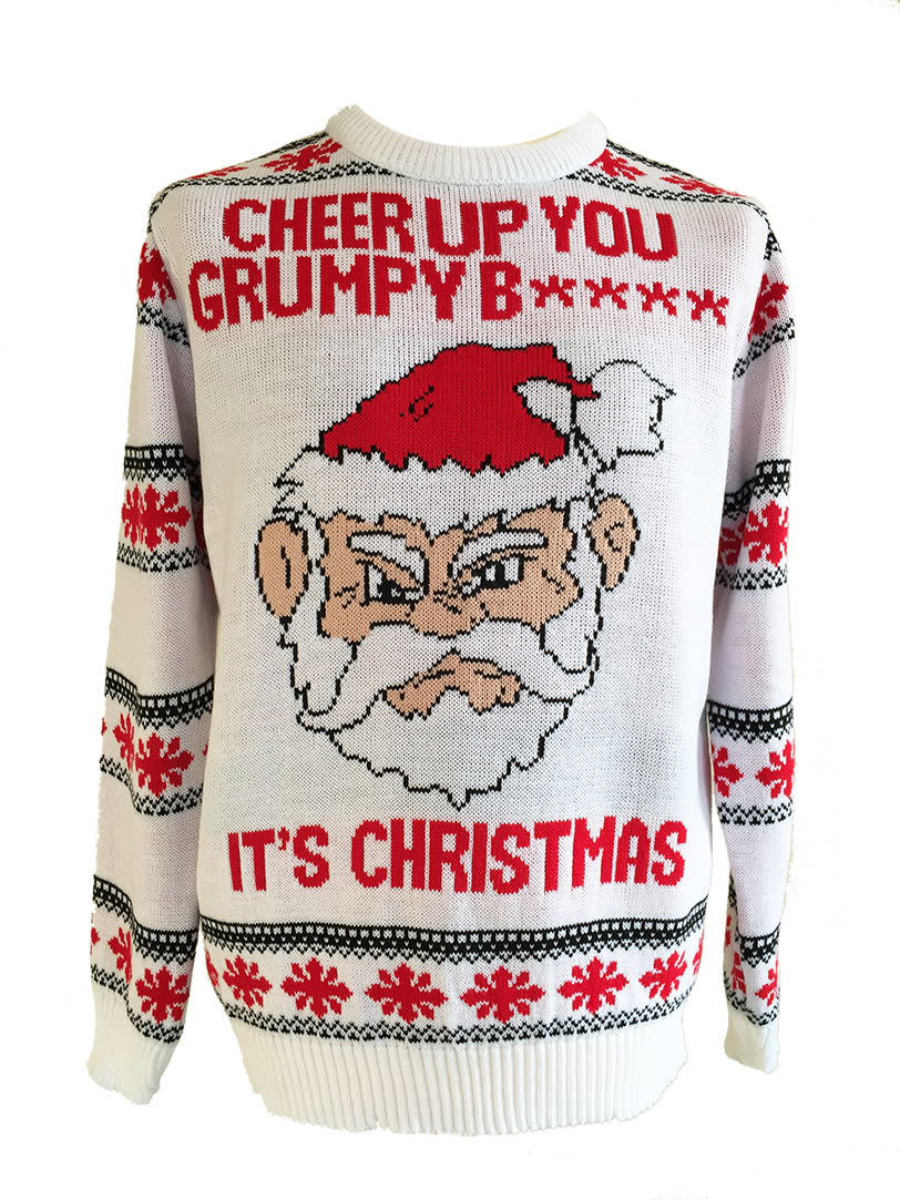 top fashion special selection of enjoy lowest price Cheer Up You Grumpy B**** Sweater