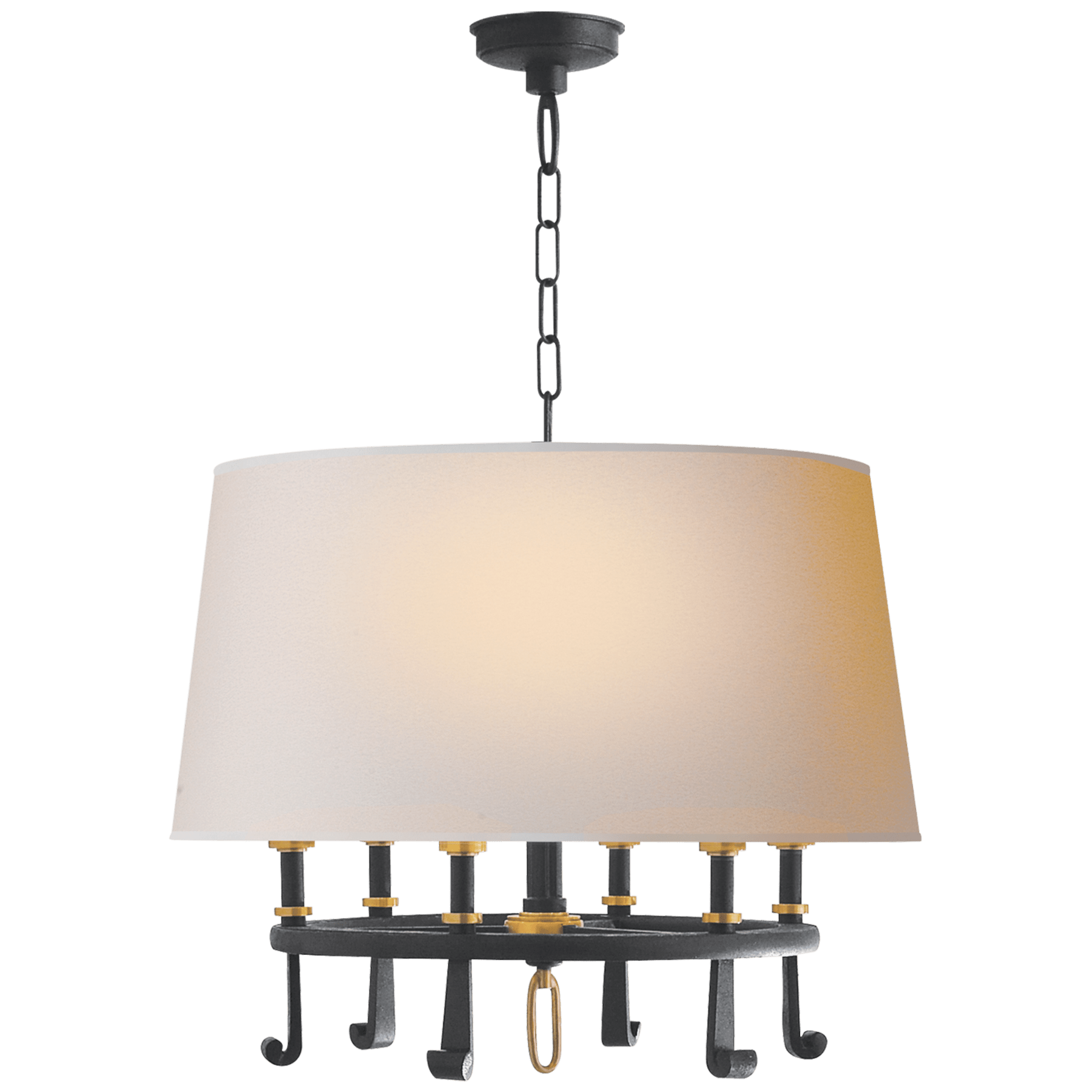 Calliope Hanging Shade Hanging Shade Ceiling Circa Lighting