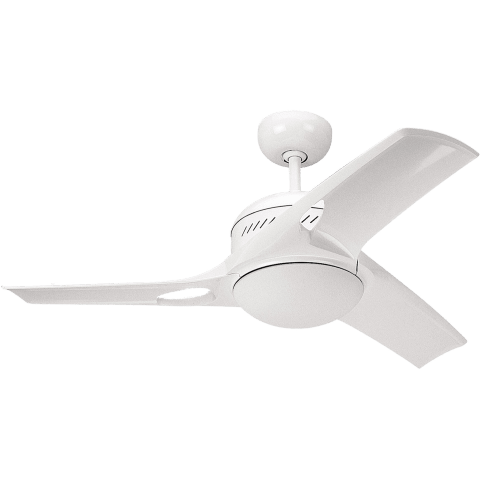 "38"" Mach Two Fan -  White"