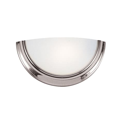 Alvy One Light Wall / Bath  Brushed Nickel