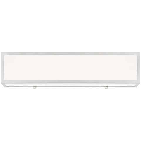 Aspermont Small LED Wall / Bath Brushed Nickel