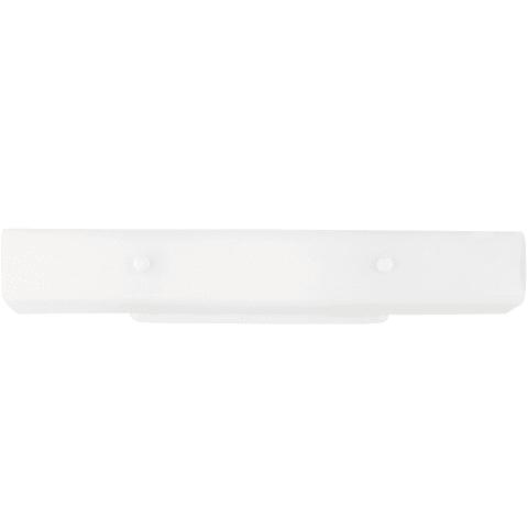 Four Light Wall / Bath White Bulbs Inc