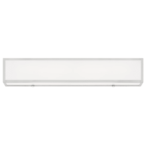 Aspermont Medium LED Wall / Bath Brushed Nickel