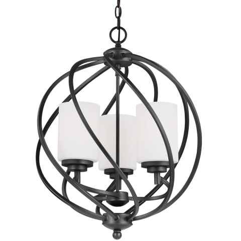 Goliad Three Light Hall / Foyer Blacksmith