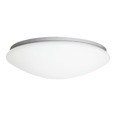 Holly Large LED Flush Mount White