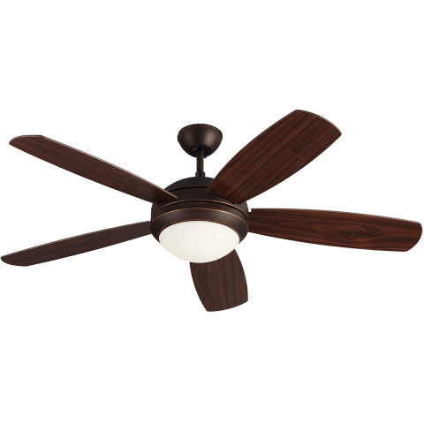 "52"" Discus Fan -  Roman Bronze"