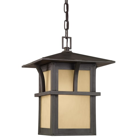 Medford Lakes One Light Outdoor Pendant Statuary Bronze Bulbs Inc