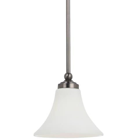Montreal One Light Mini-Pendant  Antique Brushed Nickel