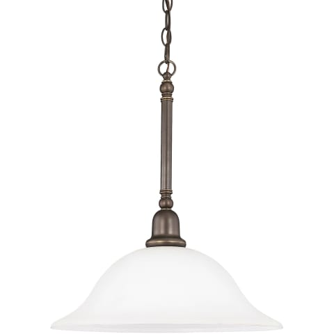 Sussex One Light Pendant Heirloom Bronze Bulbs Inc