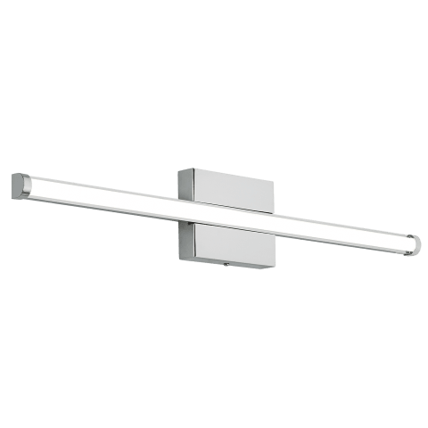 Rae Bath 600lms/ft satin nickel 3000K 90 CRI  led 90 cri 3000k