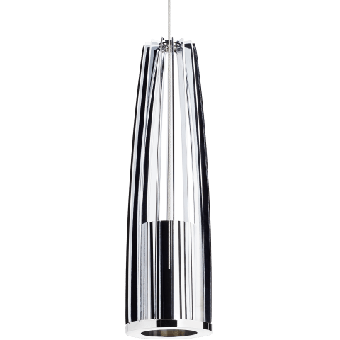 Evo Pendant MonoPoint chrome Not Applicable 12 volt halogen