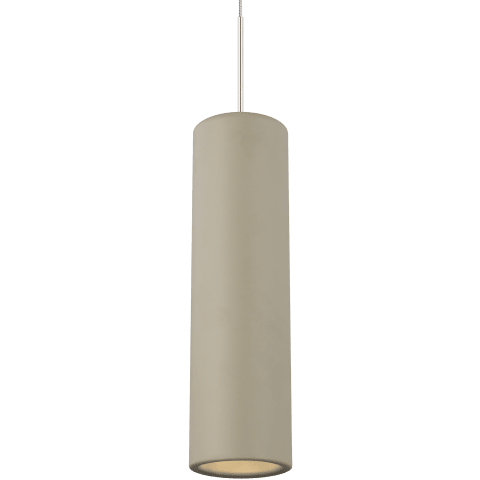 Sana Pendant satin nickel no lamp