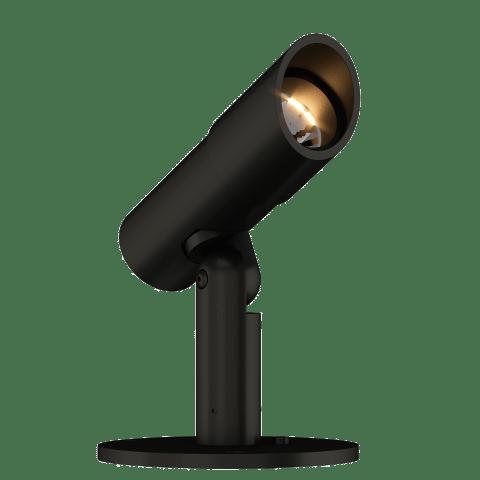 Radix Mini Outdoor Spot black 2700K-5000K Selectable 90 CRI
