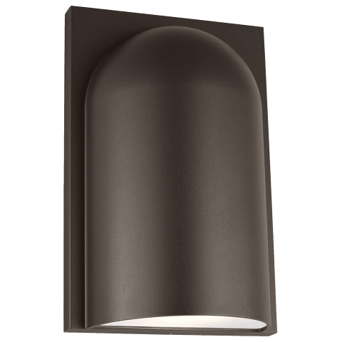 Savino 1 Large Outdoor Wall bronze 3000K-2200K 90 CRI led 90 cri 3000k-2200k 120v