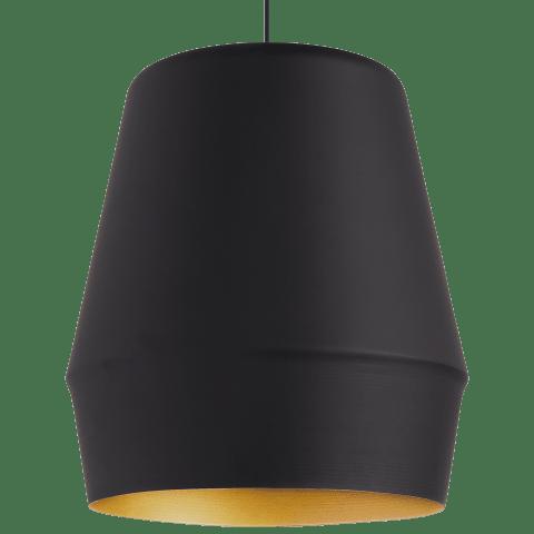 Allea Pendant black/gold no lamp
