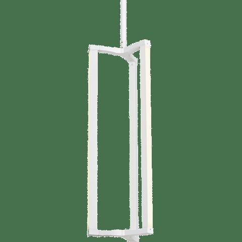 Timbre Pendant matte white 3000K 90 CRI led 3000k 90 cri 120v