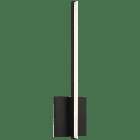 Kenway Wall matte black 3000K 90 CRI led 90 cri 3000k 120v (t20/t24)