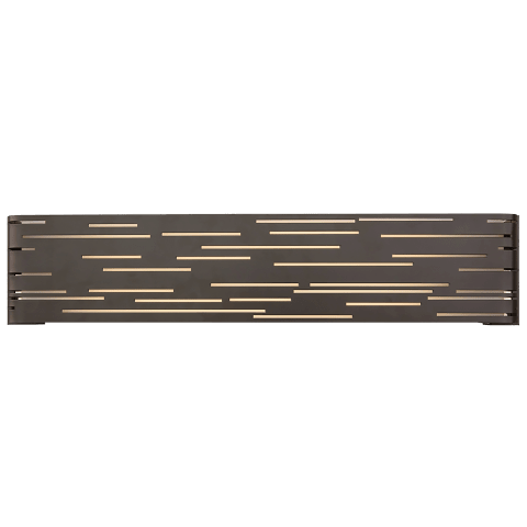 Revel Linear Wall Antique Bronze 2700K 90 CRI led 80 cri 2700k 120v