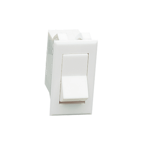 Optional On/Off Switch White